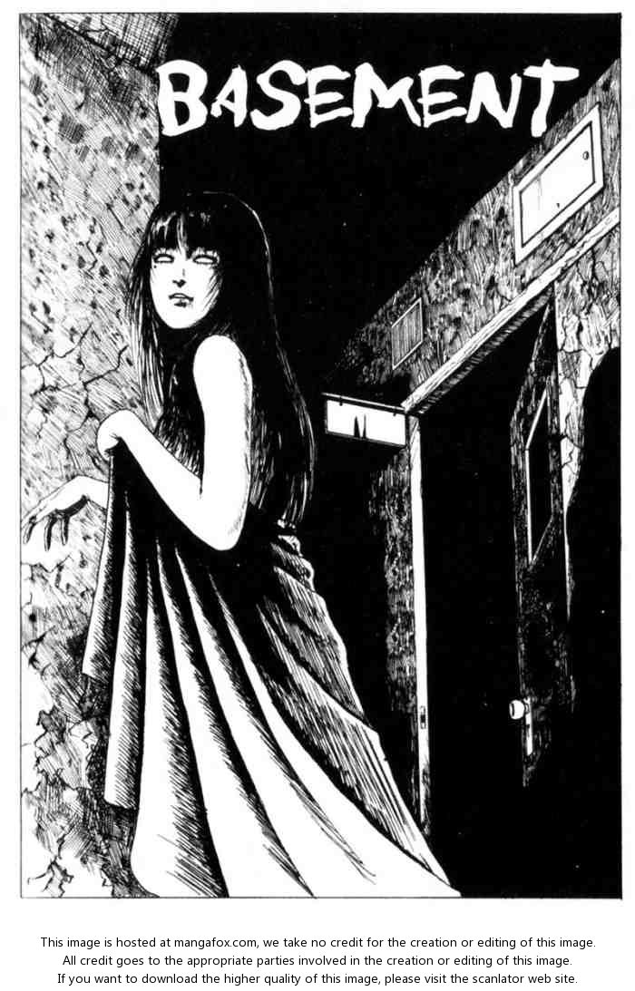 Itou Junji Kyoufu Manga Collection 2: Basement at MangaFox.la