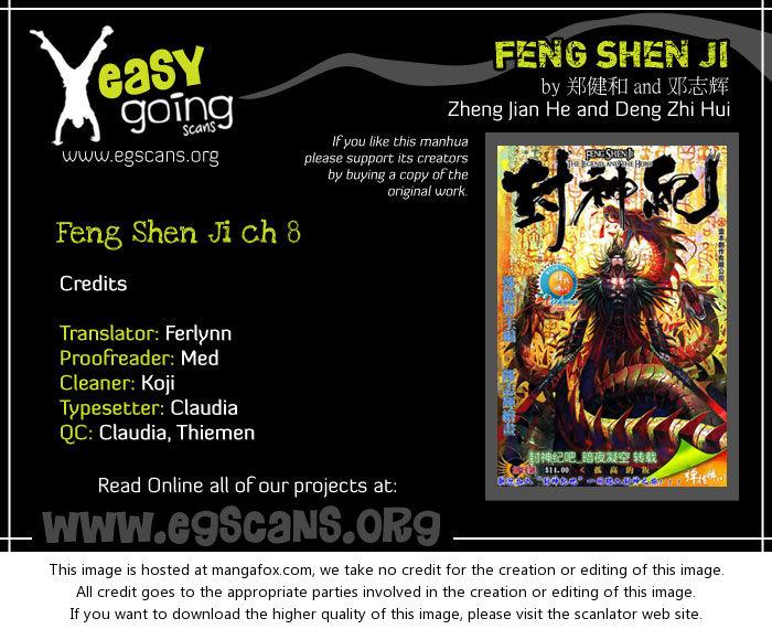 Feng Shen Ji 8: Bloody Mine at MangaFox.la