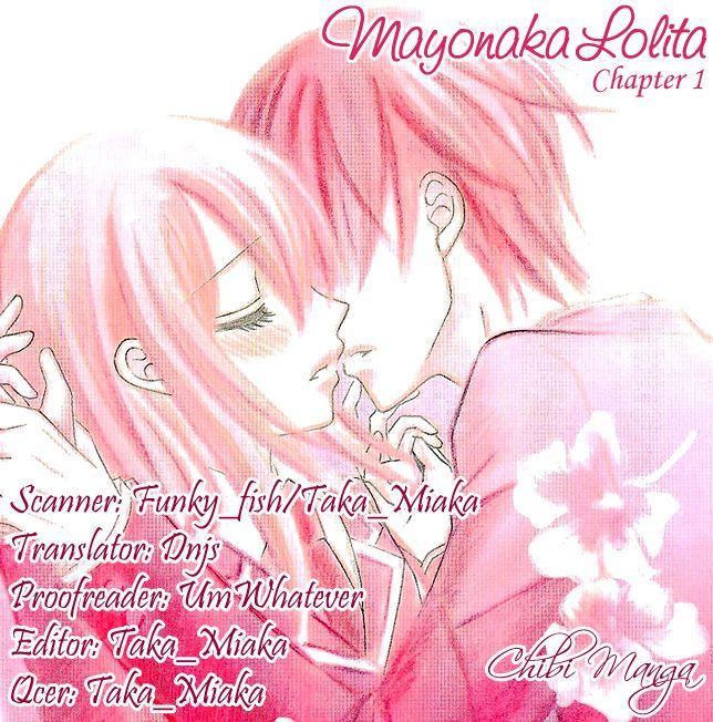 Mayonaka Lolita 1 at MangaFox