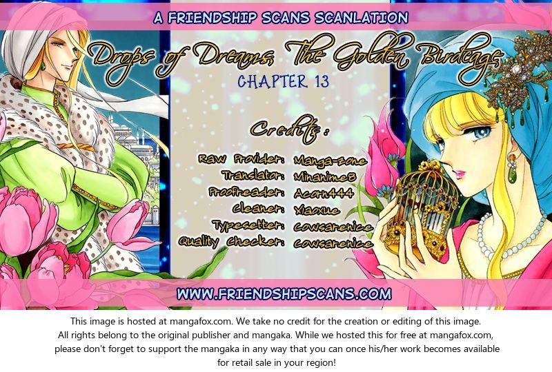 Yume no Shizuku, Ougon no Torikago 13 at MangaFox