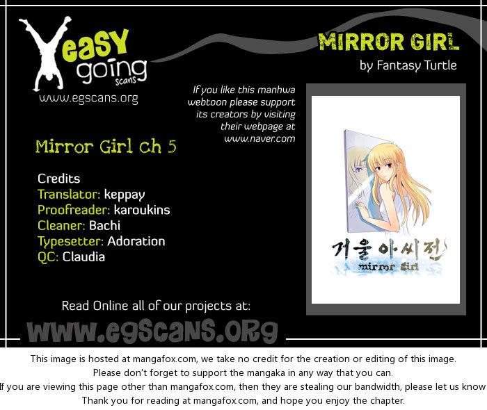 The Legend of Lady Mirror 5 at MangaFox.la