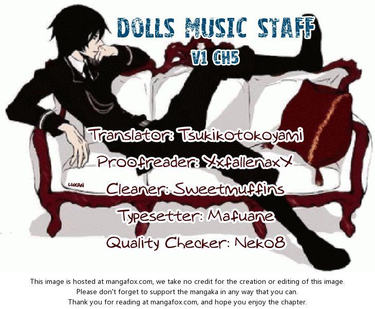 Dolls Music Staff 5 at MangaFox.la