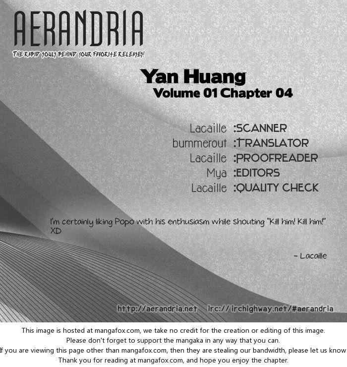 Yan Huang - Xiao Yuan Mi Yin 4: Safflower (Carthamus tinctorius) at MangaFox.la