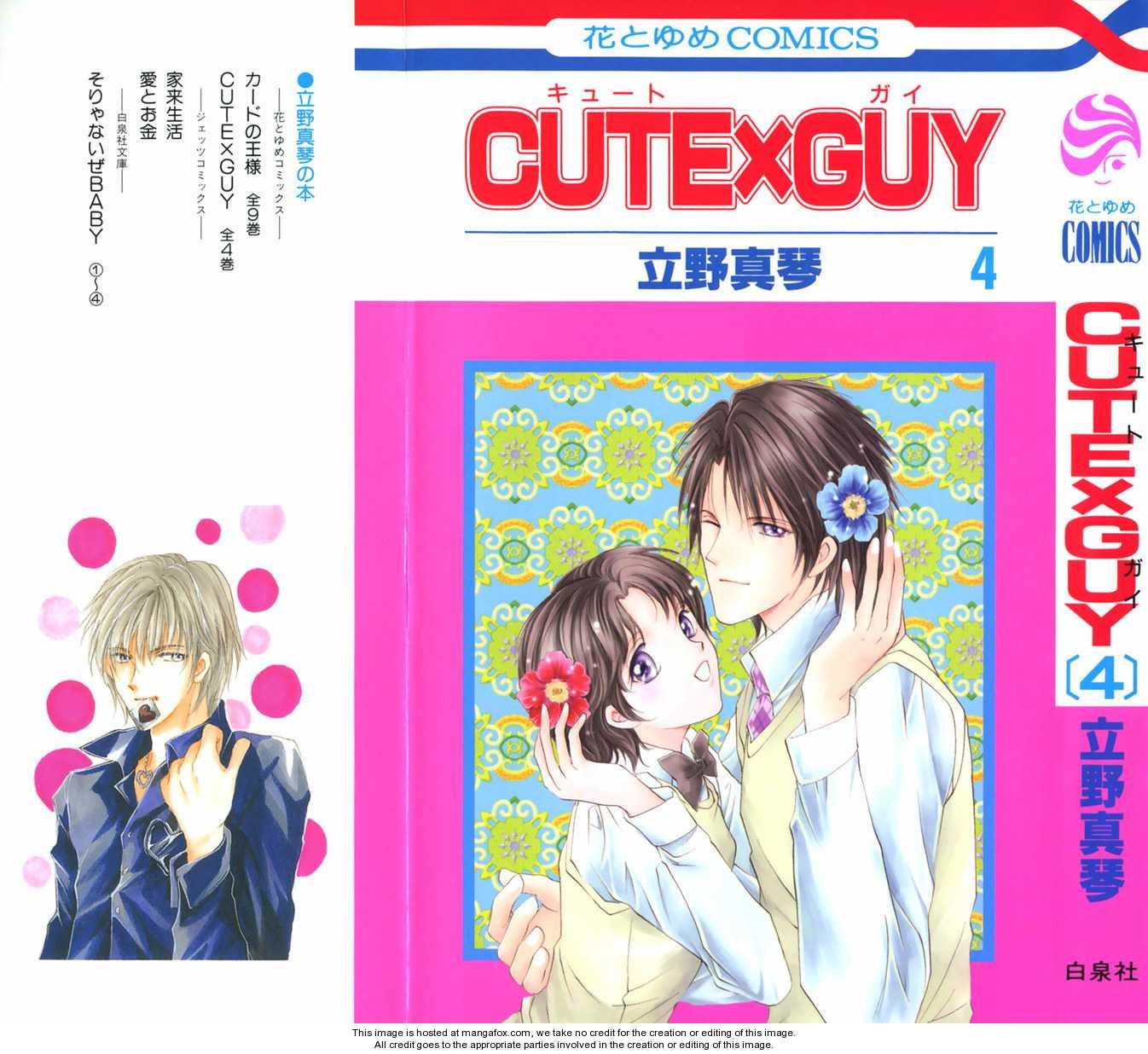 CUTEXGUY 13 at MangaFox