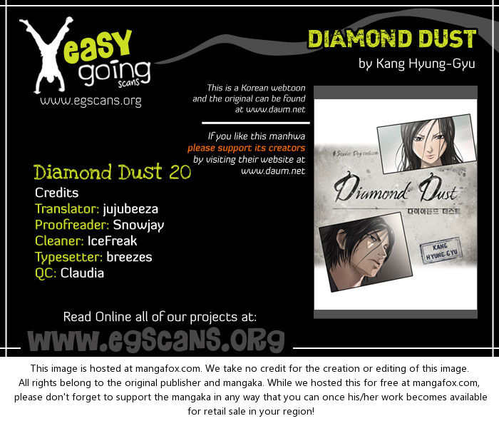 Diamond Dust (KANG Hyung-Gyu) 20 at MangaFox.la