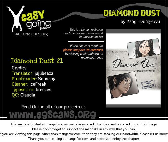 Diamond Dust (KANG Hyung-Gyu) 21 at MangaFox.la