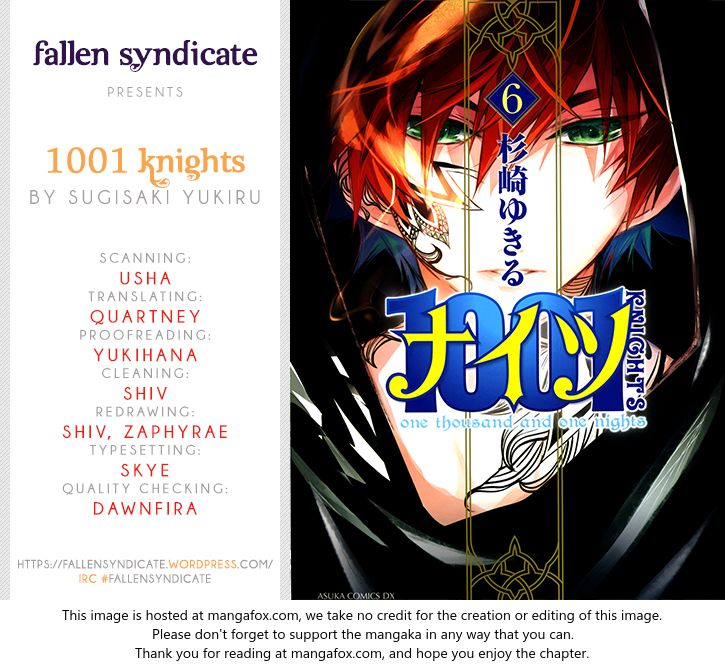 1001 24 at MangaFox