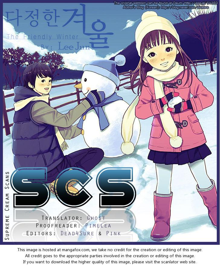 The Friendly Winter 48: I Mustn't Cry (1) at MangaFox.la