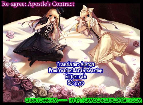 Re-agree: Apostle's Contract 2 at MangaFox.la