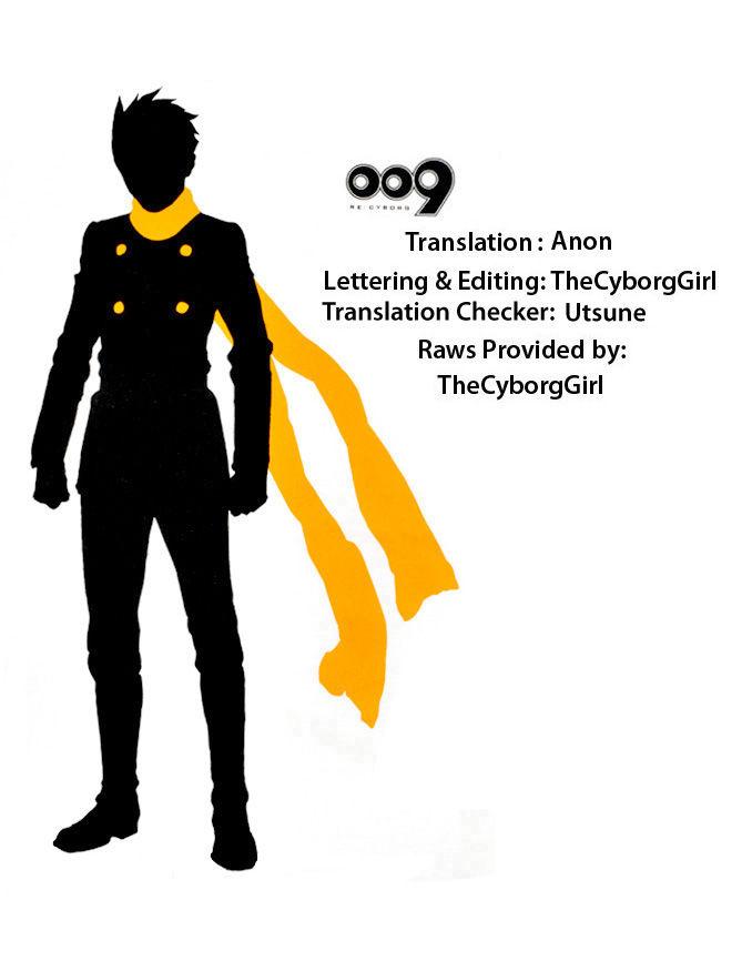009 RE:CYBORG 35: Re: Code 035 at MangaFox