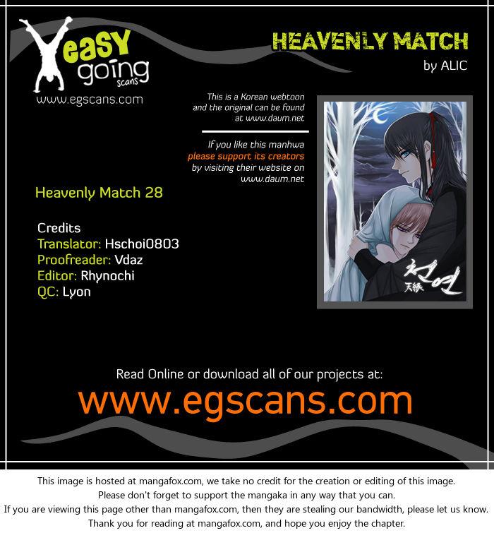 Heavenly Match 28: A Foolish Existence 14 at MangaFox.la