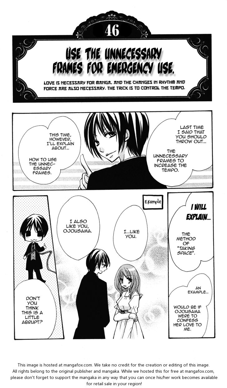 0 kara Hajimeru Manga Kyoushitsu 1.8 at MangaFox