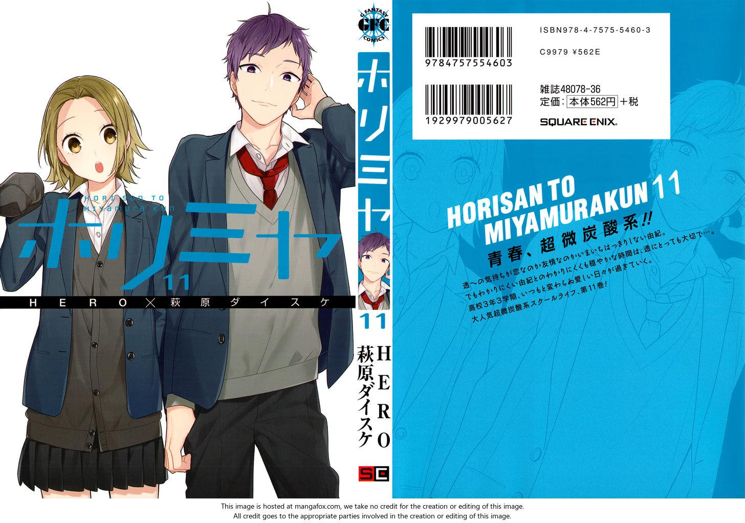 Horimiya 81.5 at MangaFox