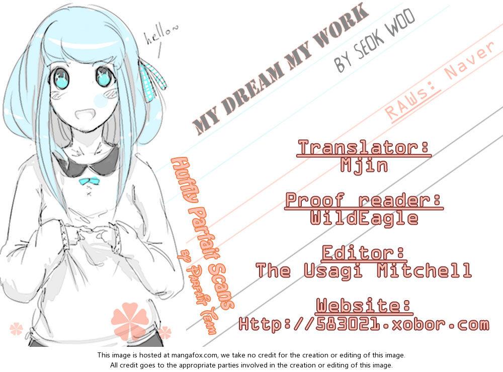 My Dream, My Work 5 at MangaFox.la
