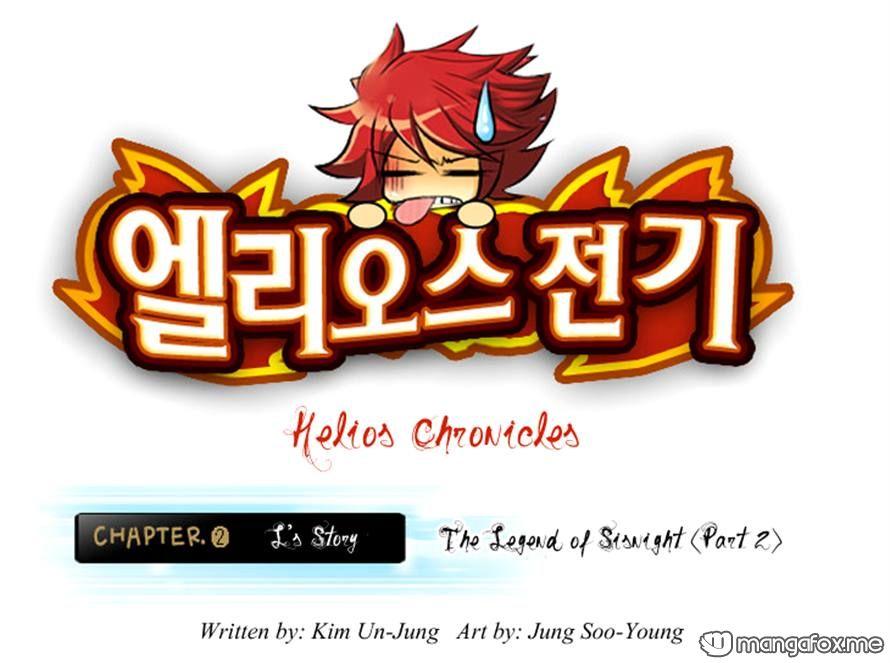 Helios Chronicles 2 at MangaFox.la