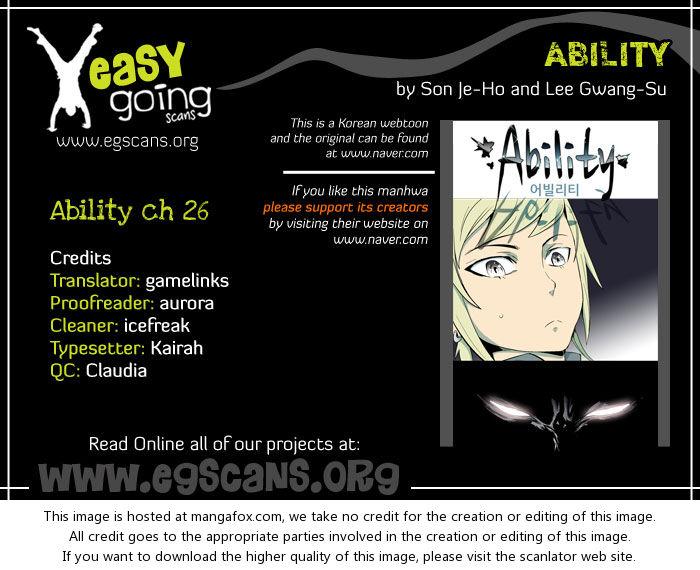 Ability 26 at MangaFox.la