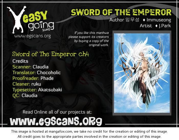 The Sword of Emperor 4 at MangaFox.la