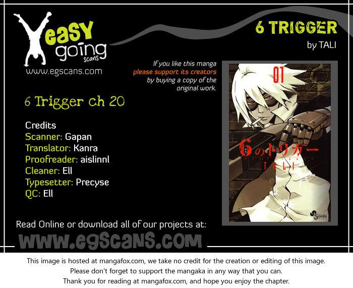 6 no Trigger 20: [End] at MangaFox