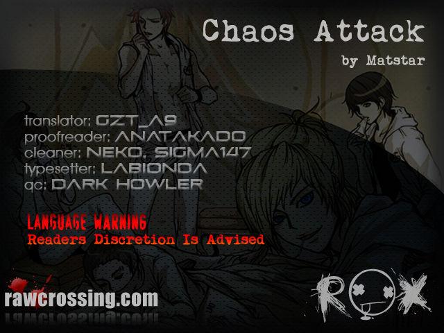 Chaos Attack 1: Weird Heroes 1 at MangaFox.la