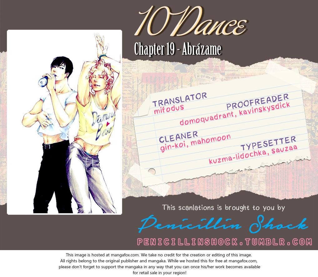 10 Dance 19 at MangaFox