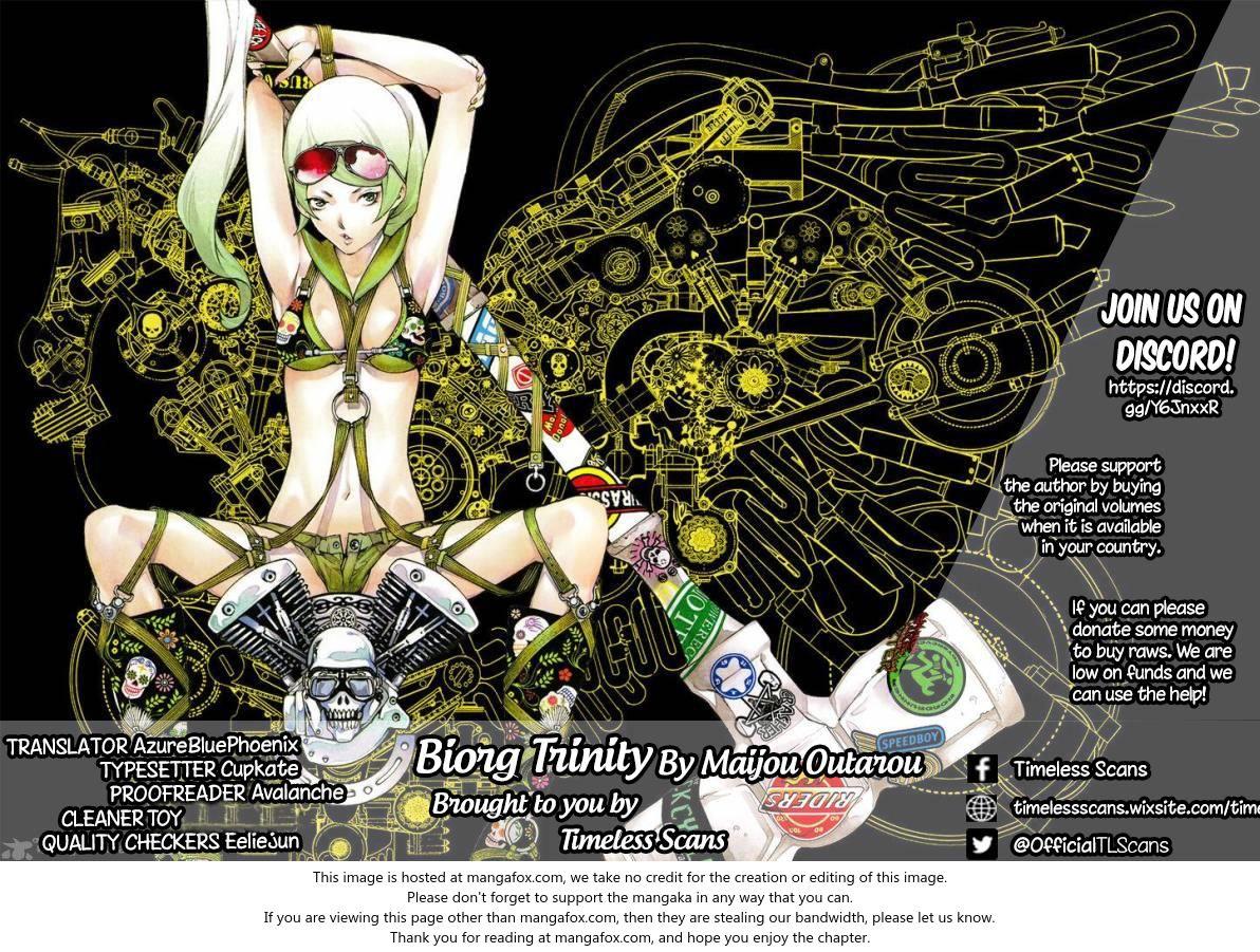 Biorg Trinity 27 at MangaFox