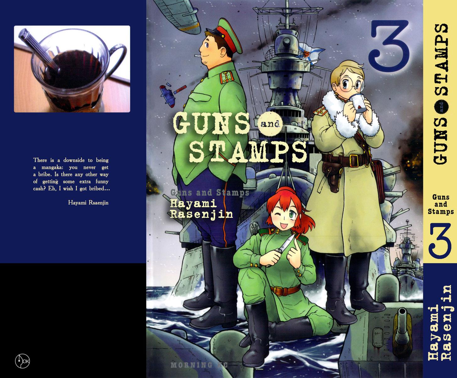 Taihou to Stamp 15: Fortress, Sweet Fortress at MangaFox