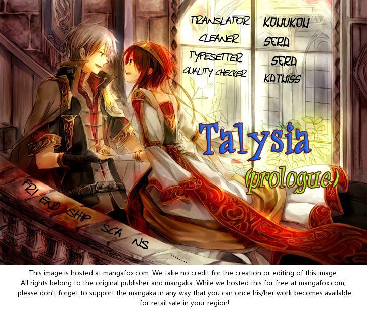 Talysia 0: Prologue at MangaFox.la