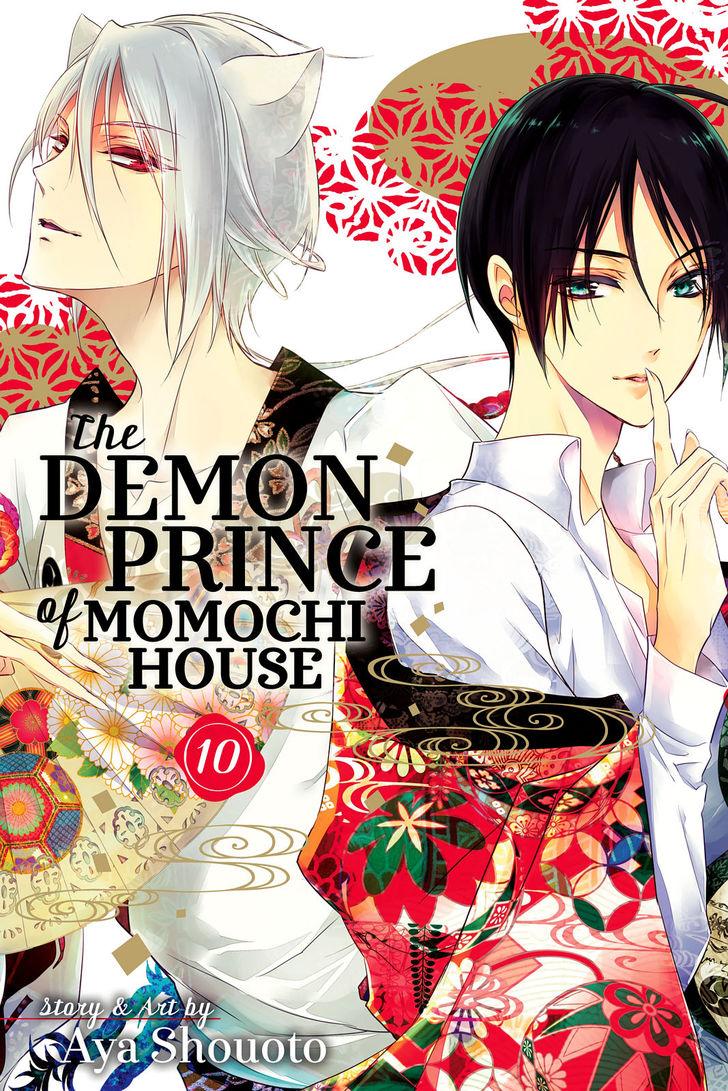 Momochi-san Chi no Ayakashi Ouji 36: Love Under a Single Roof at MangaFox