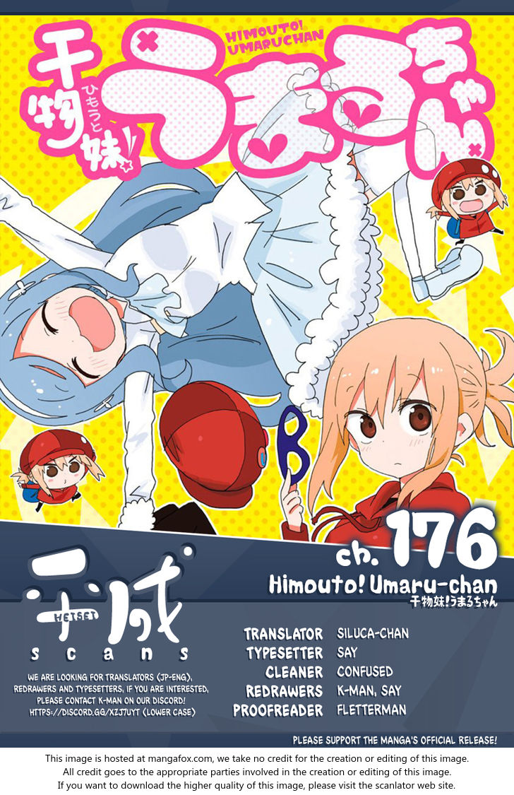 Himouto! Umaru-chan 176 at MangaFox