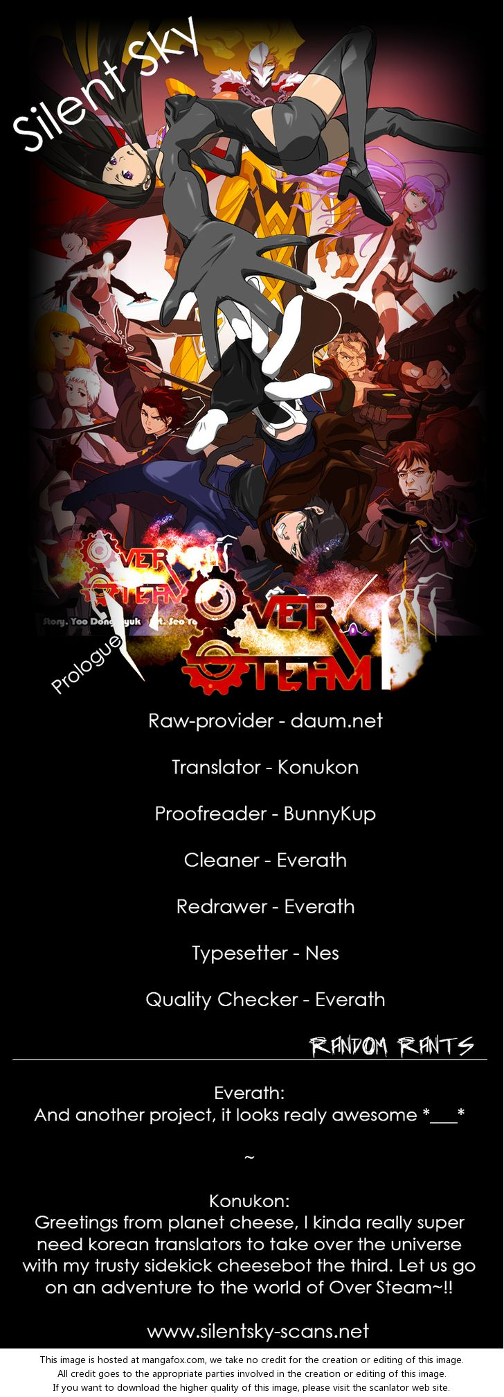 Over Steam 0 at MangaFox.la