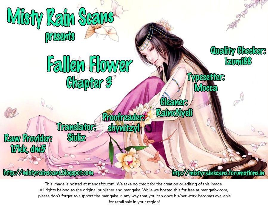 Fallen Flower 3: The Sky Earth Stream (One), the Person Inside the Dream at MangaFox.la