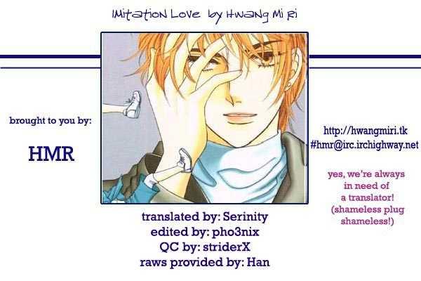 Imitation Love 2 at MangaFox.la