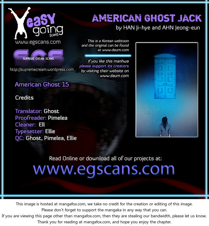 American Ghost Jack 15 at MangaFox.la