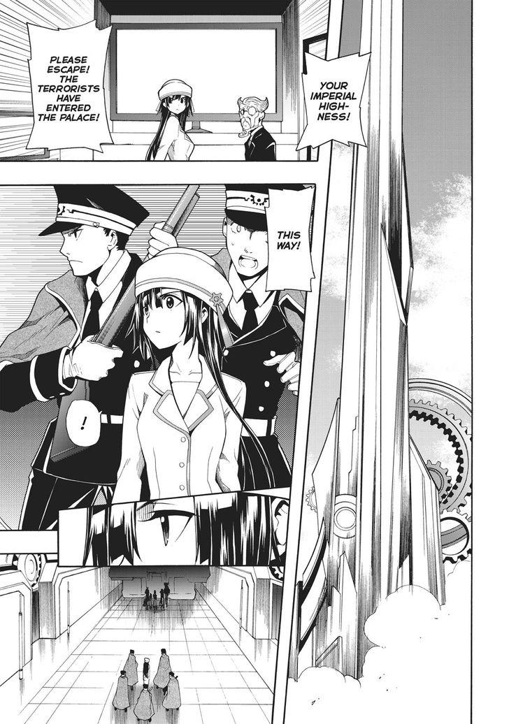 Clockwork Planet 33: Clock 033: Princess at MangaFox