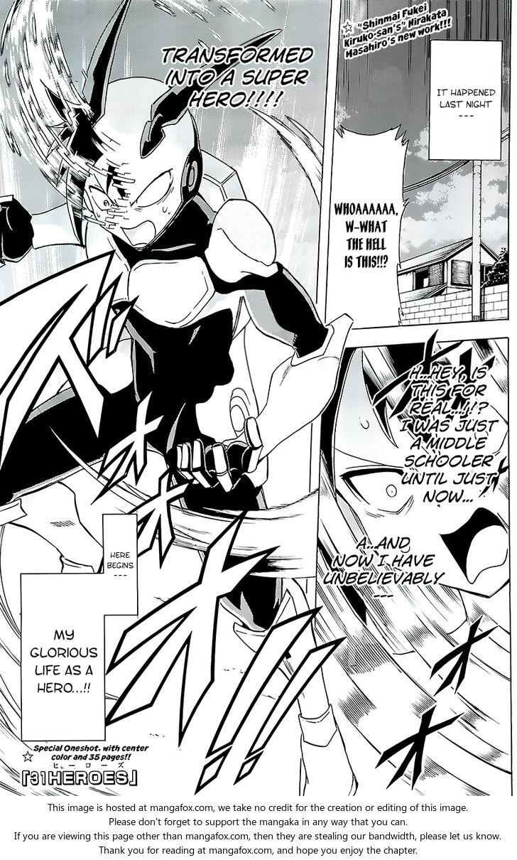 31 Heroes 1 at MangaFox