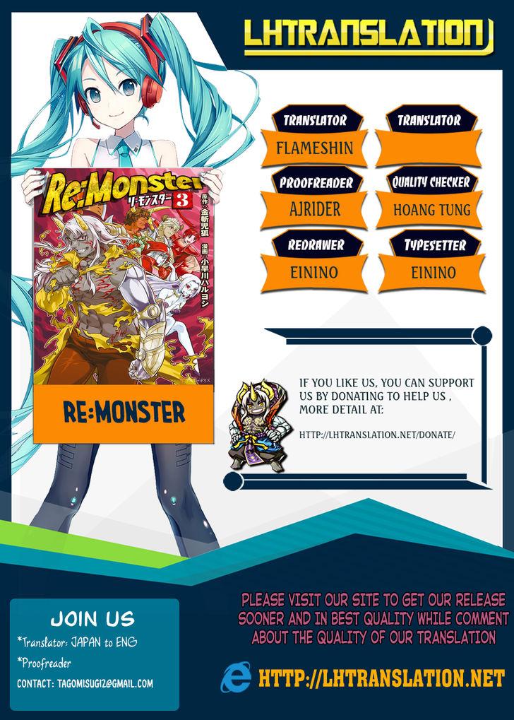 Re:Monster 44 at MangaFox