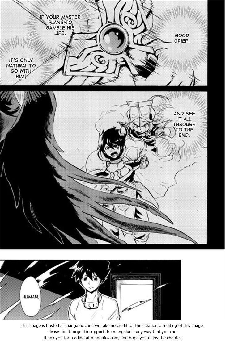 Tsuyokute New Saga 6 at MangaFox