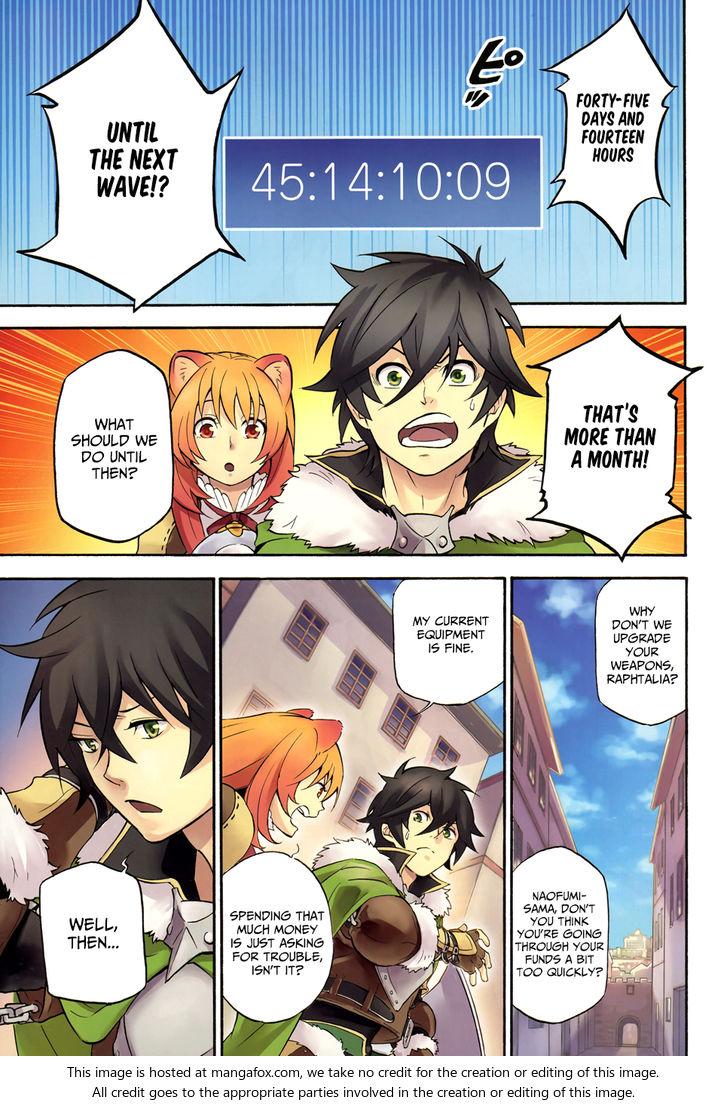 Tate no Yuusha no Nariagari 9: Gratitude for Saving One's Life at MangaFox