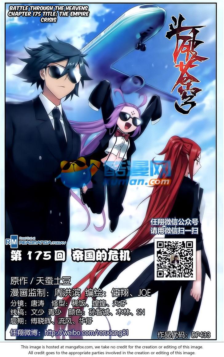 Doupo Cangqiong 175: The Empire Crisis at MangaFox