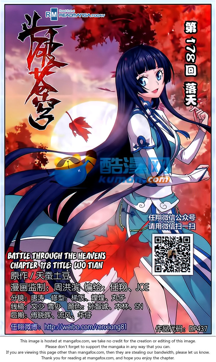 Doupo Cangqiong 178: Luo Tian at MangaFox