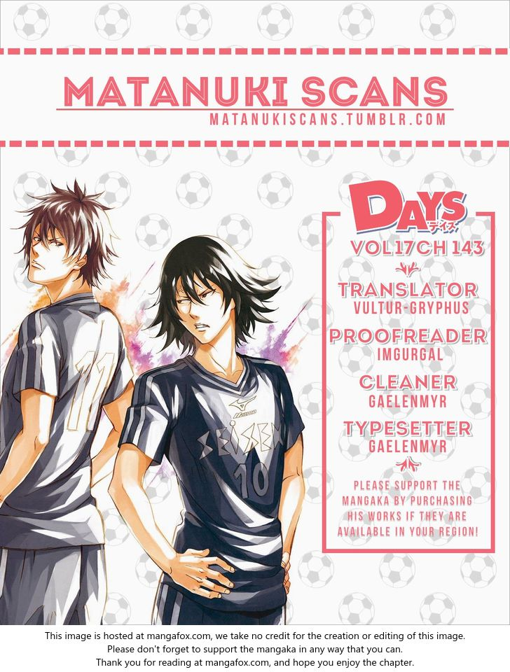 Days 143 at MangaFox