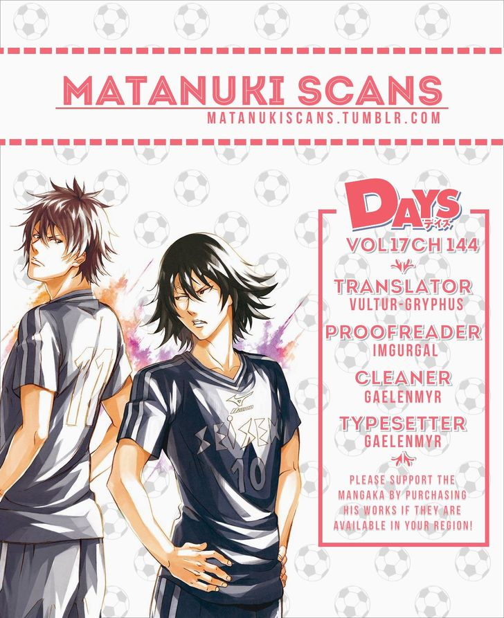 Days 144 at MangaFox