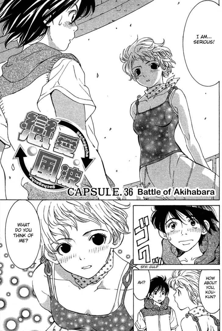 Gacha Gacha 36: Battle of Akihabara at MangaFox