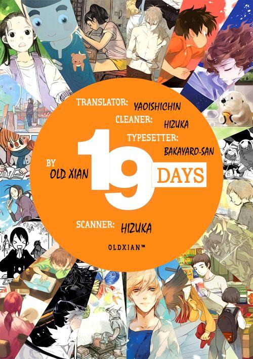 19 Days 1.1: One Shot at MangaFox
