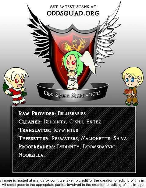 1/2 Prince 48: Divine Beast, An Rui at MangaFox.la