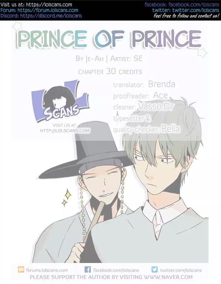 Prince of Prince 30 at MangaFox