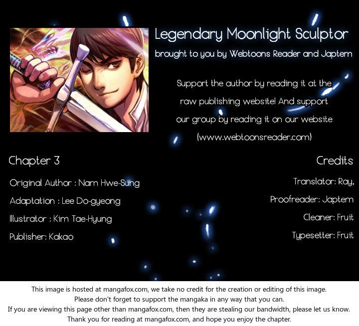 The Legendary Moonlight Sculptor 3 at MangaFox