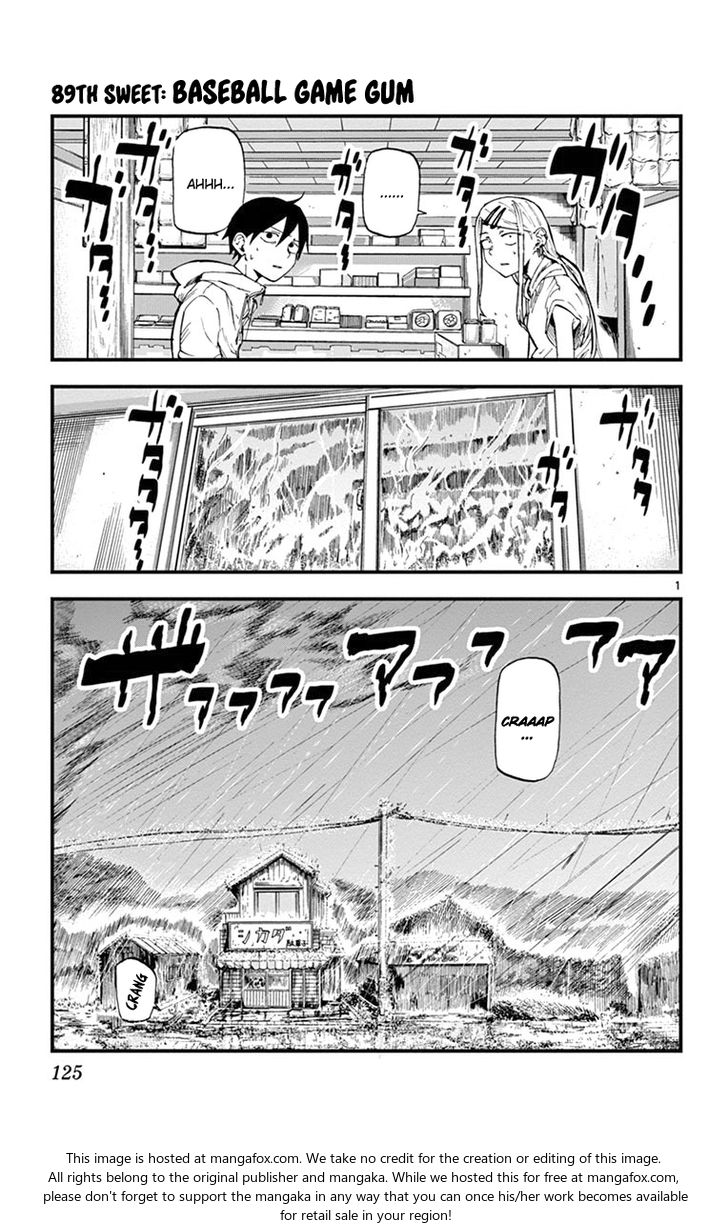 Dagashi Kashi 89: Baseball Game Gum at MangaFox