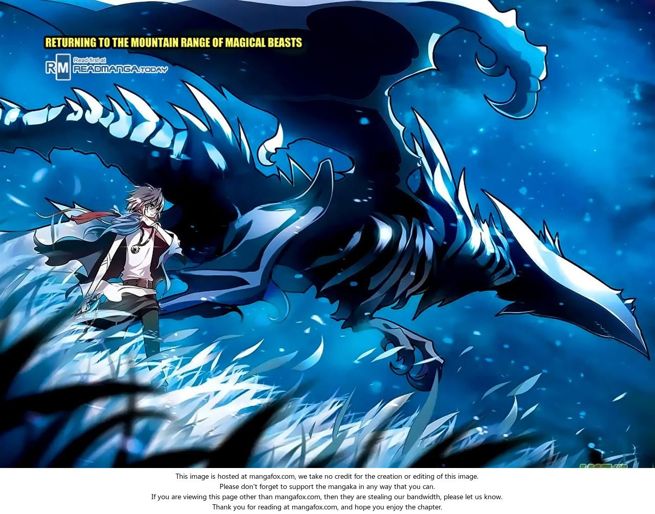 Panlong 49: Returning to the Mountain Range of Magical Beasts at MangaFox