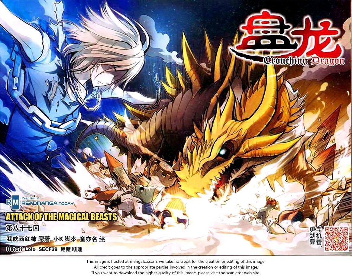 Panlong 87: Attack of the Magical Beasts at MangaFox